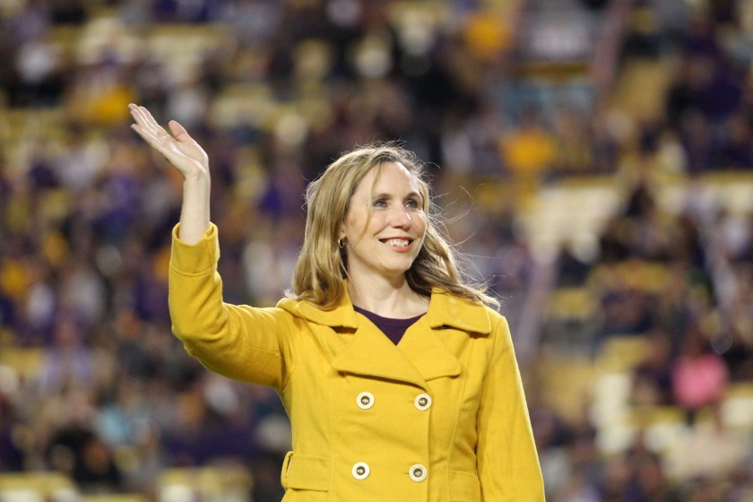 LSU Game Pic 9