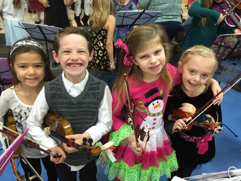 Violin Concert Pic 1